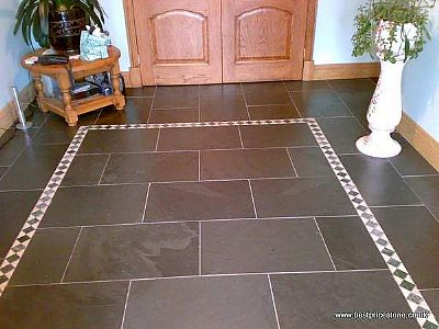Slate Natural Floor & Wall Tiles
