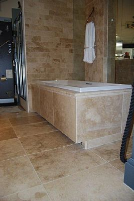 Travertine Floor & Wall Tiles
