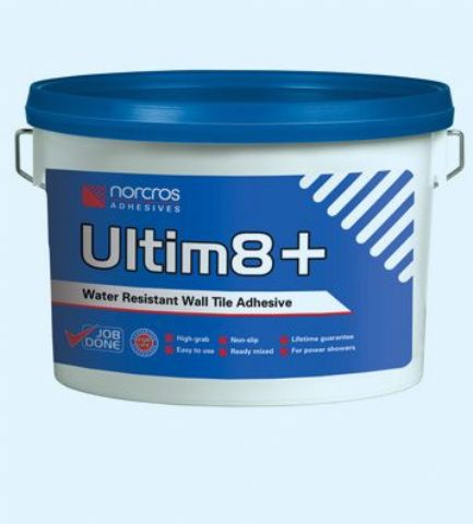 Norcros Ultim8+D2 Ready Mixed Adhesive