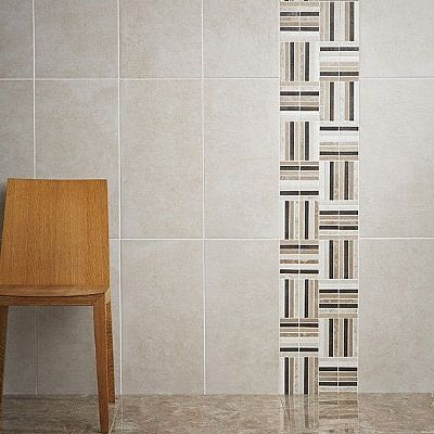 Natural Tones 600x300mm Glazed Ceramic Wall Tiles