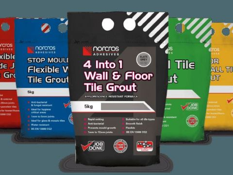 Norcros 4 into 1 Wall & Floor Tile Grout