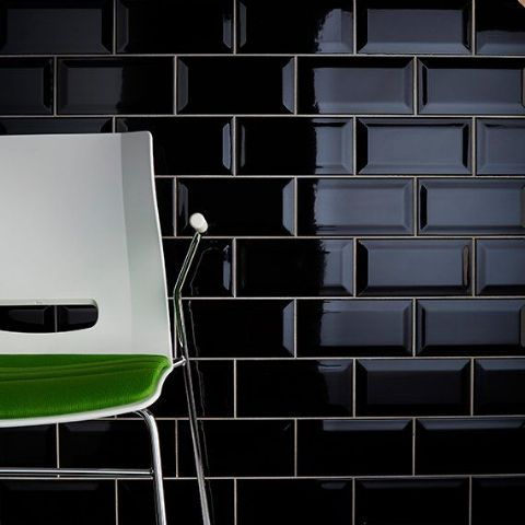 Bevel Brick Metro Glazed Ceramic Tiles