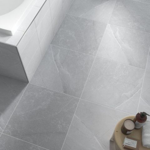 Johnson Melford Marble 495x495mm Porcelain Tiles