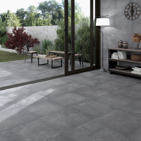 Johnson Atrium Glazed Porcelain Wall & Floor Tiles