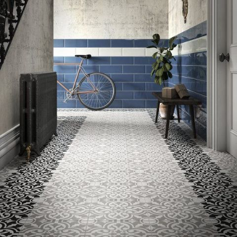 Johnson Devonshire 330x330mm Porcelain Tiles