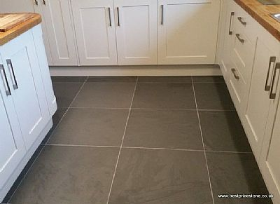 Brazilian Grey Green Natural Slate Tiles